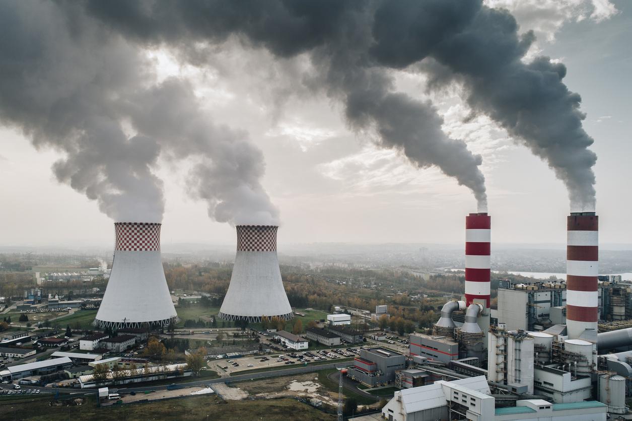 CO2 émission